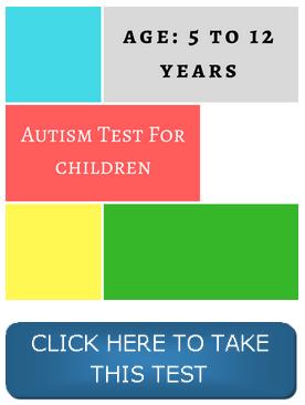 Autism Test for Children