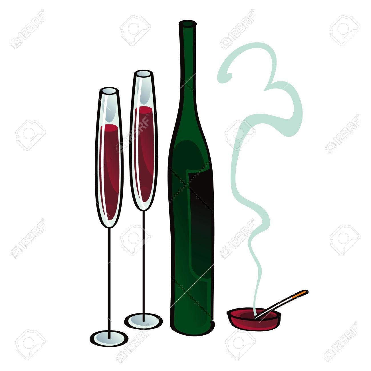 Drinks with Smokes