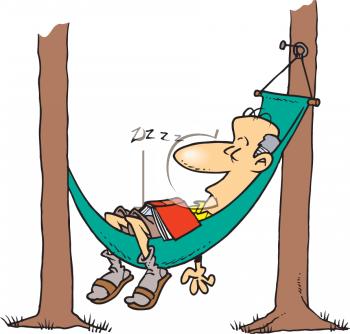 Taking rest