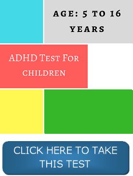 ADHD Test for Children